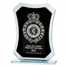 Phantom Mirrored Glass Award